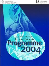 LSSO - Programme Cover - 2004