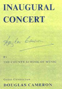 LSSO - Programme Covers -1961
